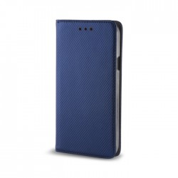Custodia per iPhone 5 Crazy Stileitaliano flip a libro Blu