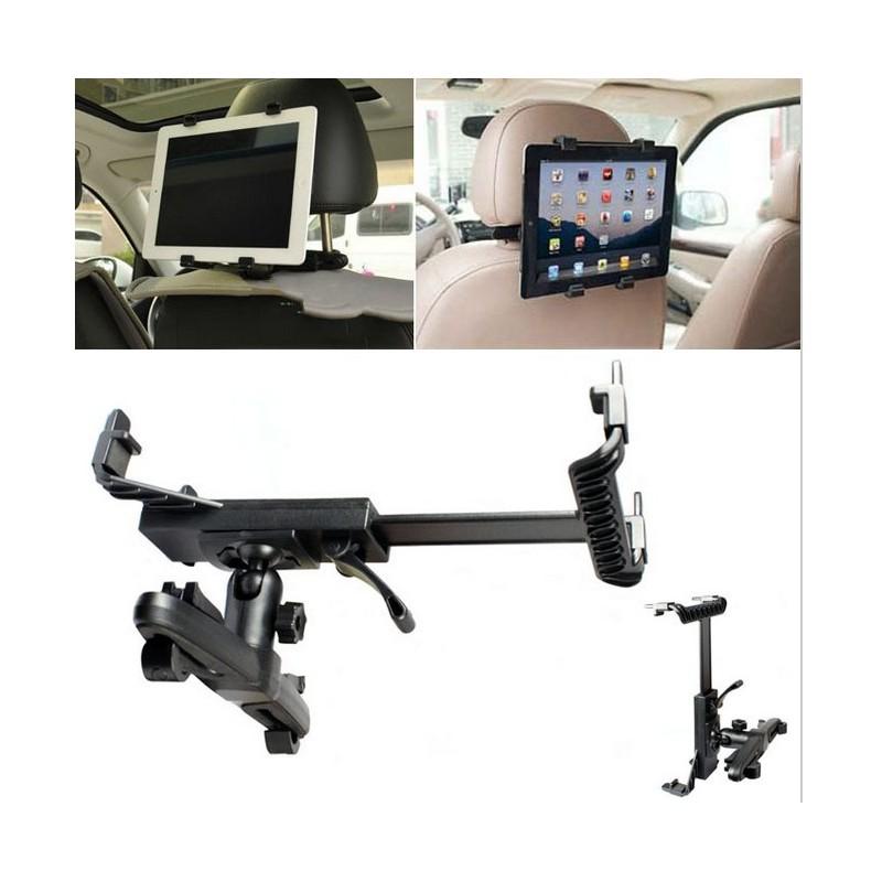 Supporto da auto universale per poggiatesta per 7 11 for Supporto auto tablet 7 pollici