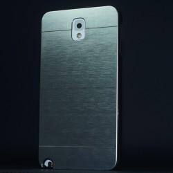 Cover custodia Samsung S5 G900  ALLUMINIO STILEITALIANO GRIGIO