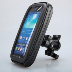 Supporto universale da bici per cellulari  misure 136x76x30