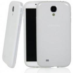 3 S4 i9500 Samsung Bordi Bianchi Morbida Personalizzata