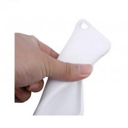 Cover morbida per LG G3 D855 ULTRASOFT2 STILEITALIANO spessore maggiorato 1,2mm in TPU BIANCA