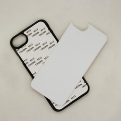 Cover sublimatica per Samsung Note 2 in TPU bordi morbidi neri