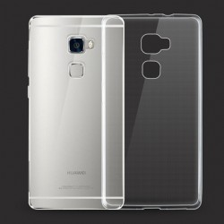 COVER MORBIDA PER HUAWEI MATE U9 PLAY ULTRASOFT STILEITALIANO IN SILICONE TRASPARENTE