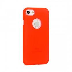 Cover  per Huawei P20 Serie FLUO Stileitaliano® semirigida 2 in 1 Arancio