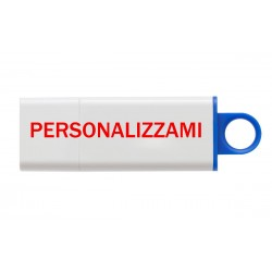 Pendrive PERSONALIZZATA  16 GB USB 3.0 Chiavetta PENNA USB -