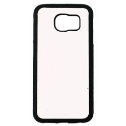Samsung S9 PLUS G965 Base2 cover Personalizzata semirigida retro alluminio -