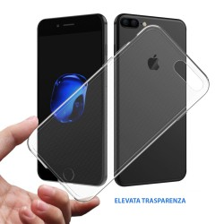 Cover Morbida per Xiaomi Redmi Note 4 Serie ULTRASOFT Stileitaliano® in TPU Trasparente -