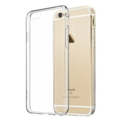 Cover Morbida per iPhone 6 Plus Serie ULTRASOFT Stileitaliano in silicone TPU sottile Trasparente