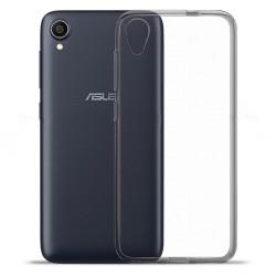 Cover Morbida per Asus Zenfone Live ZB501KL Serie ULTRASOFT Stileitaliano in silicone TPU sottile Trasparente