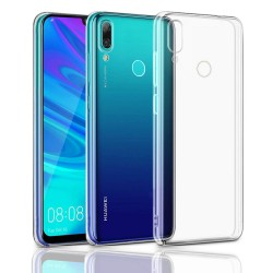 Cover Morbida per P Smart 2019  - Honor 10 Lite Serie ULTRASOFT Stileitaliano in silicone TPU sottile Trasparente