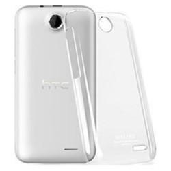 Cover Morbida per  HTC DESIRE 310 Serie ULTRASOFT Stileitaliano in silicone TPU sottile Trasparente