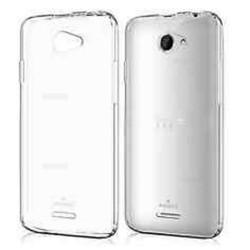 Cover Morbida per  HTC DESIRE 516 Serie ULTRASOFT Stileitaliano in silicone TPU sottile Trasparente