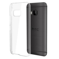 Cover Morbida per  HTC M9 Serie ULTRASOFT Stileitaliano in silicone TPU sottile Trasparente