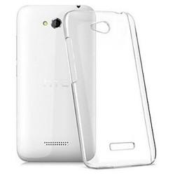 Cover Morbida per HTC DESIRE 616 Serie ULTRASOFT Stileitaliano® in TPU Trasparente