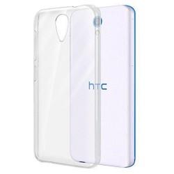Cover Morbida per  HTC DESIRE 620 Serie ULTRASOFT Stileitaliano in silicone TPU sottile Trasparente