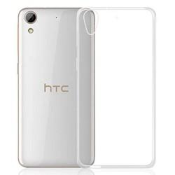 Cover Morbida per HTC Desire 626 Serie ULTRASOFT Stileitaliano in silicone TPU sottile Trasparente
