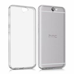 Cover Morbida per HTC  ONE A9 Serie ULTRASOFT Stileitaliano® in TPU Trasparente