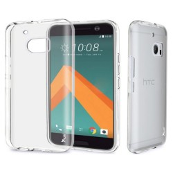 Cover Morbida per Htc One M10 Serie ULTRASOFT Stileitaliano in silicone TPU sottile Trasparente