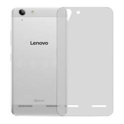 Cover Morbida per Lenovo Vibe K5 Serie ULTRASOFT Stileitaliano in silicone TPU sottile Trasparente
