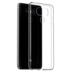 Cover Morbida per LG G6 H870 Serie ULTRASOFT Stileitaliano in silicone TPU sottile Trasparente