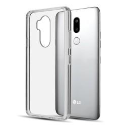 Cover Morbida per LG G7 Serie ULTRASOFT Stileitaliano in silicone TPU sottile Trasparente