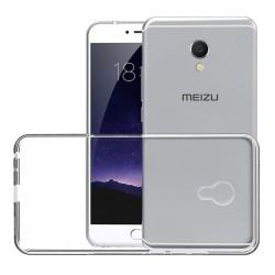 Cover Morbida per Meizu MX6 Serie ULTRASOFT Stileitaliano in silicone TPU sottile Trasparente