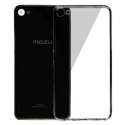 Cover Morbida per Meizu U20 Serie ULTRASOFT Stileitaliano in silicone TPU sottile Trasparente