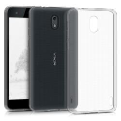 Cover Morbida per Nokia 2 Serie ULTRASOFT Stileitaliano in silicone TPU sottile Trasparente
