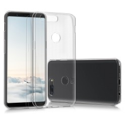 Cover Morbida per One Plus 5T Serie ULTRASOFT Stileitaliano in silicone TPU sottile Trasparente