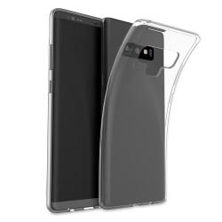 Cover Morbida per Samsung Note 9 N960 Serie ULTRASOFT Stileitaliano in silicone TPU sottile Trasparente