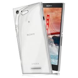 Cover Morbida per  Experia E3 Sony Serie ULTRASOFT Stileitaliano in silicone TPU sottile Trasparente