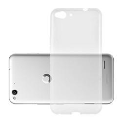 Cover Morbida per Vodafone Smart Ultra 6 Serie ULTRASOFT Stileitaliano in silicone TPU sottile Trasparente
