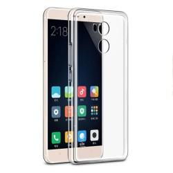 Cover Morbida per Xiaomi Redmi 4 Pro Serie ULTRASOFT Stileitaliano in silicone TPU sottile Trasparente