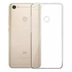 Cover Morbida per Xiaomi Redmi Note 5A Prime Serie ULTRASOFT Stileitaliano in silicone TPU sottile Trasparente