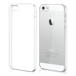 Cover Morbida per  iPhone 5 5s SE Serie ULTRASOFT Stileitaliano in silicone TPU sottile Trasparente