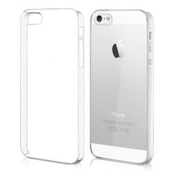 Cover Morbida per  iPhone 5 5s SE Serie ULTRASOFT Stileitaliano® in TPU Trasparente