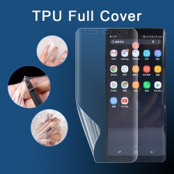 Pellicola in TPU GEL flessibile per SAMSUNG S10 PLUS G975 Stileitaliano® Bordi Curvi