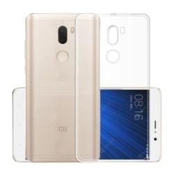 Cover Morbida per Xiaomi Mi 5S Plus Serie ULTRASOFT Stileitaliano in silicone TPU sottile Trasparente