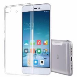Cover Morbida per Xiaomi Redmi Mi 5S Serie ULTRASOFT Stileitaliano in silicone TPU sottile Trasparente