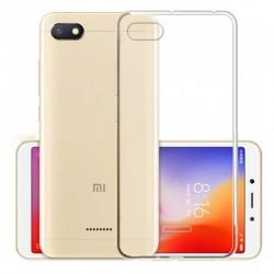 Cover Morbida per Xiaomi Redmi 7 Serie ULTRASOFT Stileitaliano in silicone TPU sottile Trasparente