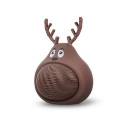 Cassa  Bluetooth Renna animaletti universale speaker 3W stereo TWS