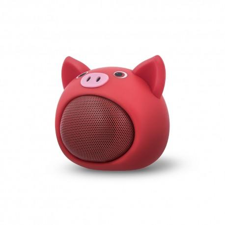 Cassa  Bluetooth Maialino animaletti universale speaker 3W stereo TWS