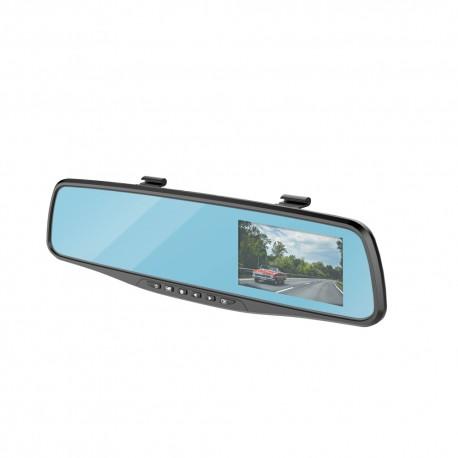 Specchietto retrovisore con Video Camera integrata Dash Cam con Display 3,5 pollici