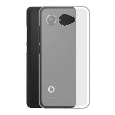 Cover Morbida per Vodafone Smart Ultra 7 Serie ULTRASOFT Stileitaliano® in TPU Trasparente