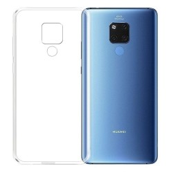 Cover Morbida per Huawei Mate 20X Serie ULTRASOFT Stileitaliano® in TPU Trasparente -