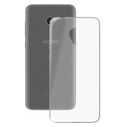Cover Morbida per Alcatel 1X Serie ULTRASOFT Stileitaliano® in TPU Trasparente -