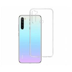 Cover Morbida per Xiaomi Redmi Note 8T Serie ULTRASOFT Stileitaliano in silicone TPU sottile Trasparente