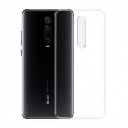 Cover Morbida per Xiaomi Redmi  MI 9 LITE - Mi A3 Lite Serie ULTRASOFT Stileitaliano in silicone TPU sottile Trasparente