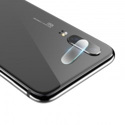 Pellicola Fotocamera per Huawei P20 Lite IN VETRO TEMPERATO INFRANGIBILE ANTIURTO ANTIGRAFFIO